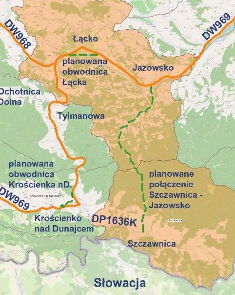 Chcą połączyć Szczawnicę i Jazowsko, Beskidy i Pieniny