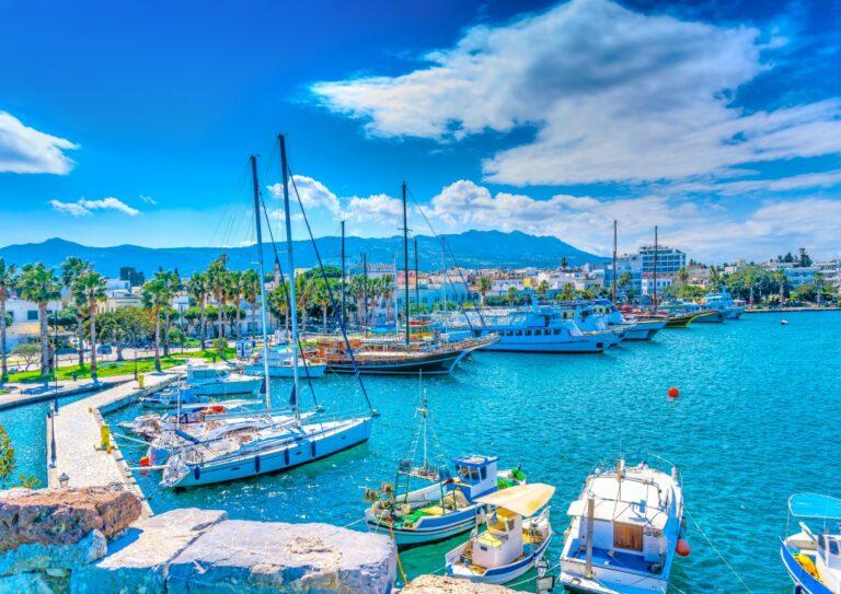 Grecka wyspa Kos – na udane wakacje 2021