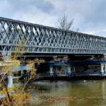 Most wojskowy na Kamienicy