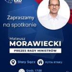 wizyta premiera Morawieckiego
