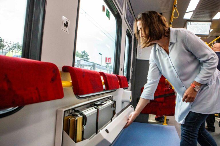 Pierwszy Impuls dla SKM z pasażerami na pokładzie