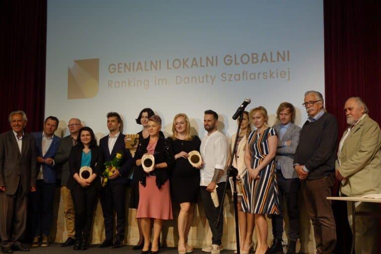 Genialni twórcy odebrali nagrody Rankigu GLG – niezwykłe lusterka