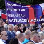 Mateusz Morawiecki w Starym Sączu