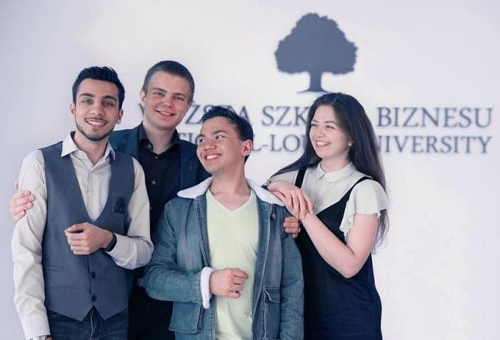 Międzynarodowy wymiar studiów w WSB-NLU. Naszą uczelnię pokochała Polonia z całego świata!