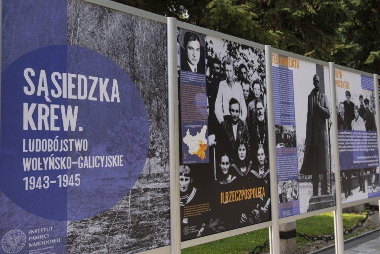 Sąsiedzka krew. Ludobójstwo wołyńsko-galicyjskie 1943–1945