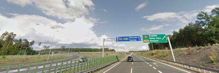 Prezydent Tarnowa odkurza pomysł budowy dwupasmówki do Gorlic i na Podkarpacie
