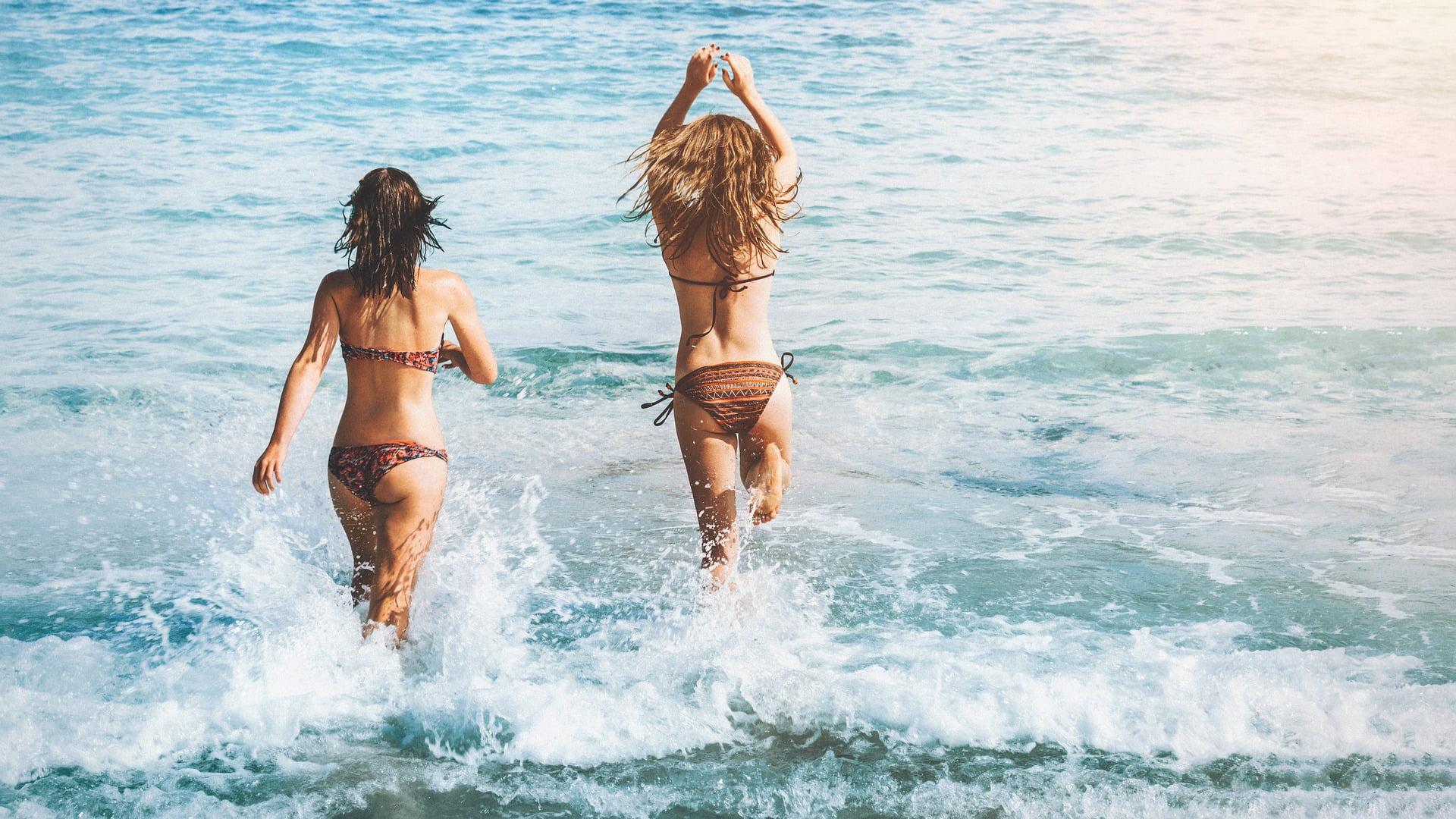 plaża, samoakceptacja, rozmowa z psychologiem, Fundacja Ostoja Nowy Sącz