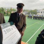 OSP Łabowa. Uroczystości 100-lecia