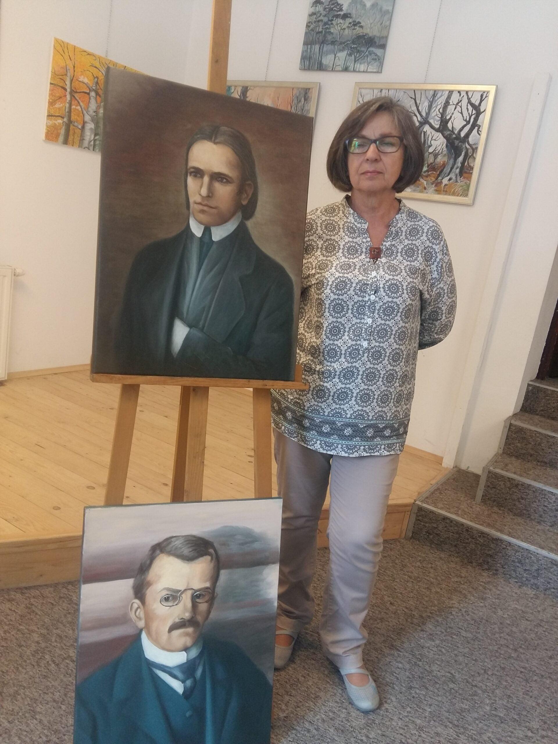 Towarzystwo Przyjaciół Sztuk Pięknych Nowy Sącz, 100 twarzy na 100-lecie niepodległości