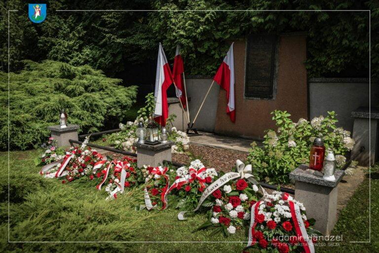 Uczczono pamięć 44 ofiar egzekucji w Biegonicach