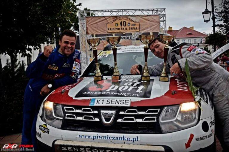 40 Rajd Polskie Safari. Zwycięzca – Dominik Jazic!