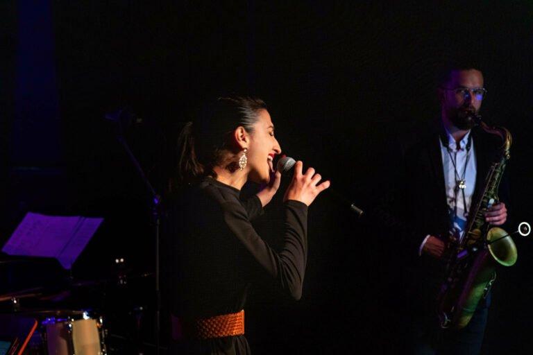 """Natalia Szczypuła z Nowego Sącza z Grand Prix na ,,Ladies' Jazz Festival"""""""