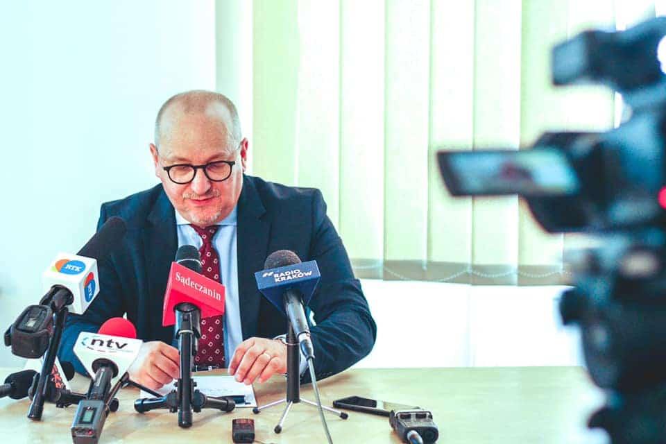 Krzysztof Głuc opuszcza klub PiS w Radzie Miasta Nowego Sącza