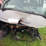 Witowice Górne. Wypadek autobusu Szwagropol z Toyotą. Nie żyje 48-latek i 51-latek. LPR