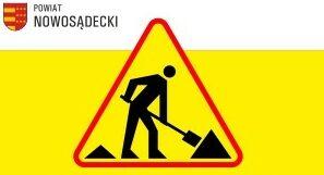 Droga Łabowiec – Łabowa zamknięta do soboty. Brak objazdu
