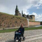 Chory na amyloidozę Bogdan Pociecha