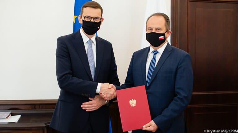 Andrzej Gut-Mostowy po sześciu dniach wraca na stanowisko wiceministra MRiT. Tłumaczy powód szybkiej zmiany decyzji
