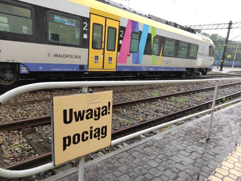 Wzrosły ceny biletów kolejowych w Małopolsce