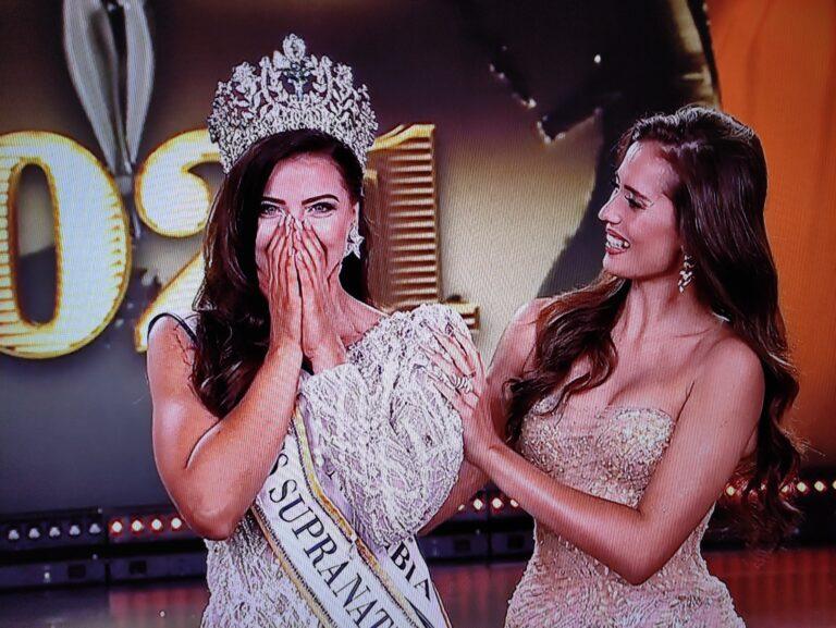 Reprezentantka Namibii została Miss Supranational 2021. Polka w najlepszej 12