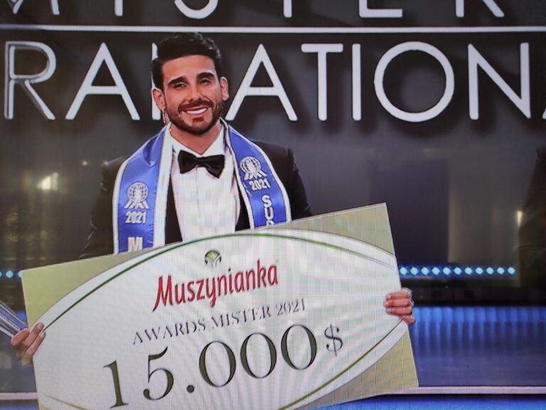 Tytuł Mister Supranational 2021 zdobył Peruwiańczyk. Festiwal Piękna za nami