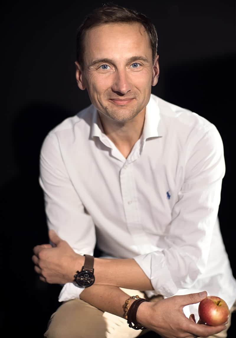 Marek Zaremba, fot. Dorota Czoch (arch. RTCK)