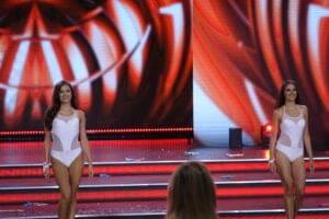 Miss polski 2021. Nowy Sącz, Park Strzelecki, Magdalena Majda, Agata Wdowiak