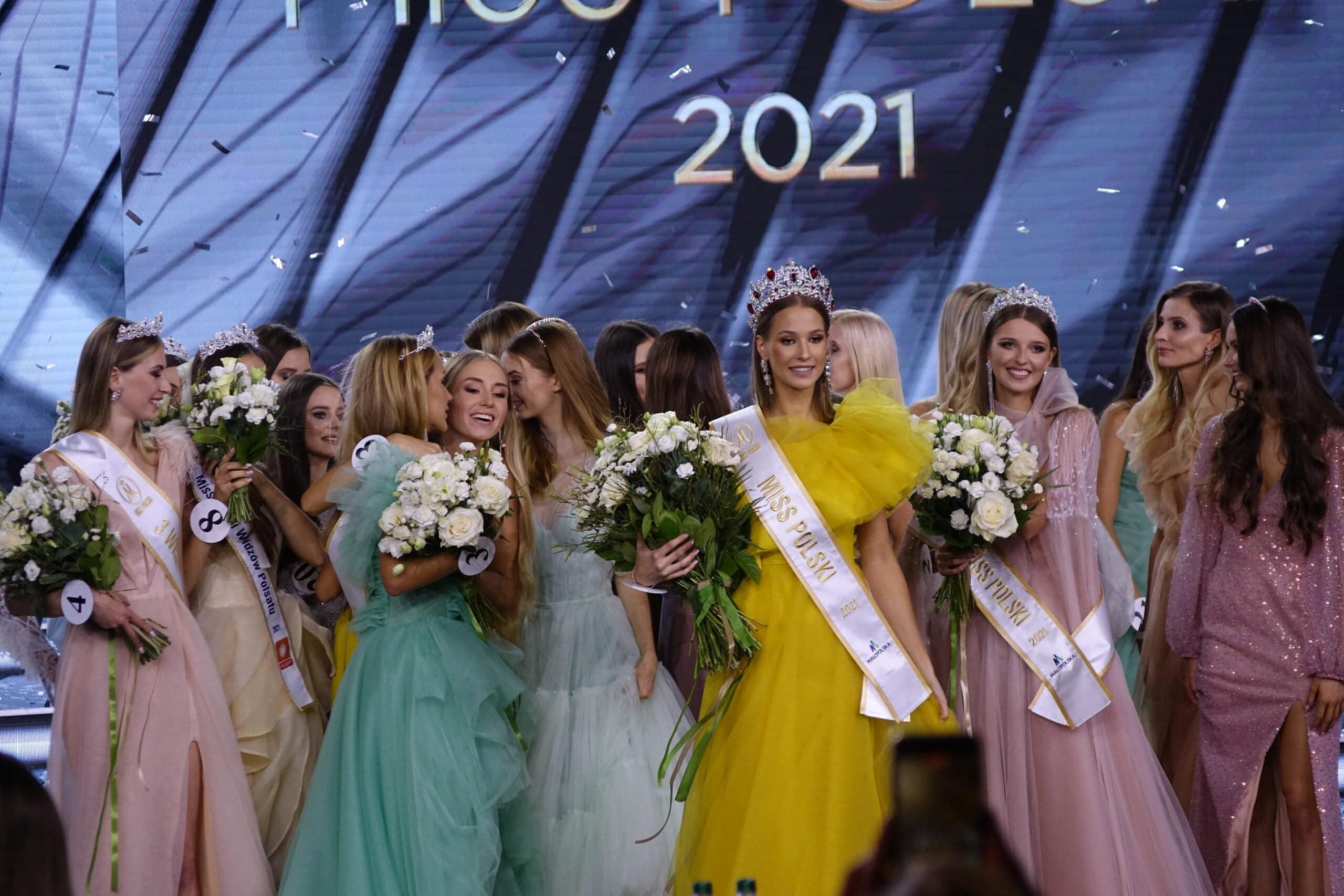 Miss polski 2021. Nowy Sącz, Park Strzelecki, Magdalena Majda