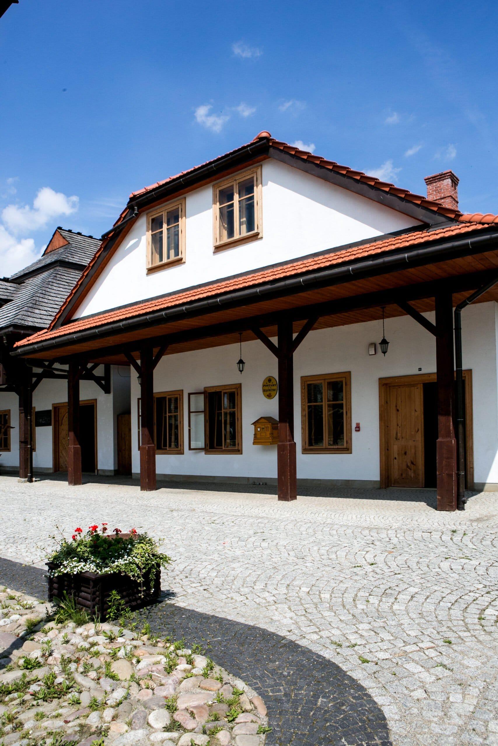 Miasteczko Galicyjskie foto.Piotr Droździk