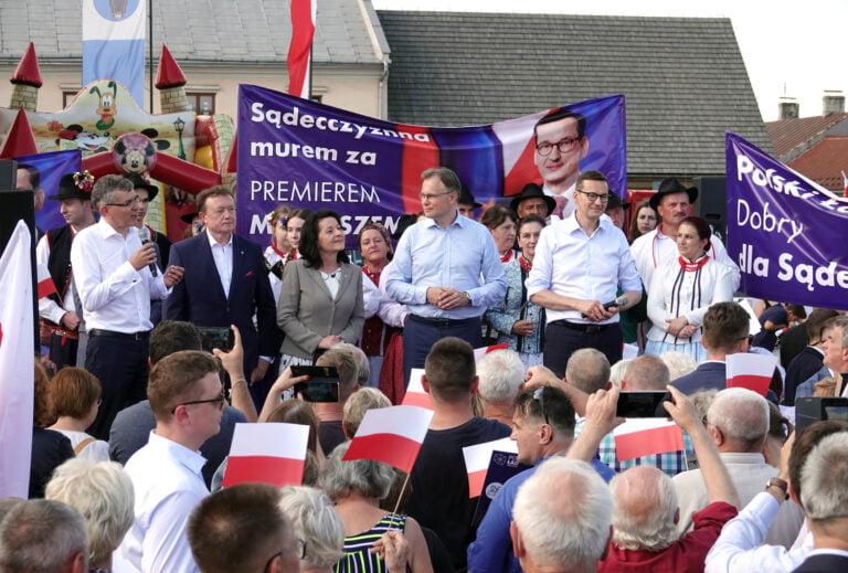 Stary Sącz stara się o 40 milionów z Polskiego Ładu. Wśród inwestycji mała obwodnica