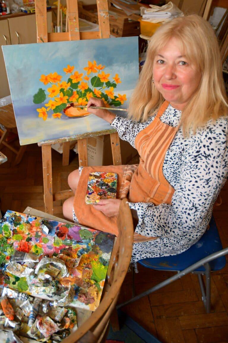 Natchnienie do życia Renaty Kaczorowskiej – zobacz galerię