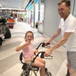 Chory na amyloidozę Bogdan Pociecha z rodziną