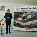 Szpital Specjalistyczny Nowy Sącz, Srebrny Krzyż Zasługi dla Lidii Zelek (5)