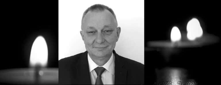 Zmarł Krzysztof Hojda. Żegnają go pracownicy starostwa powiatowego