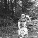 Monika Kowalczyk, Nowy Sącz, Trzetrzewina, pożegnanie