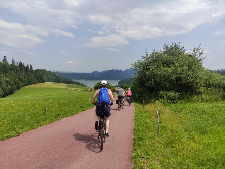 Rajd dla turystów rowerowych