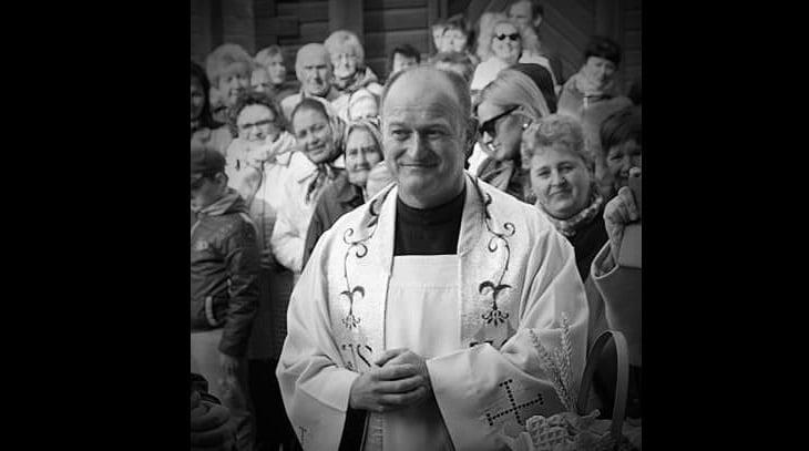 Ciało księdza z Grybowa wyłowiono z jeziora na Białorusi