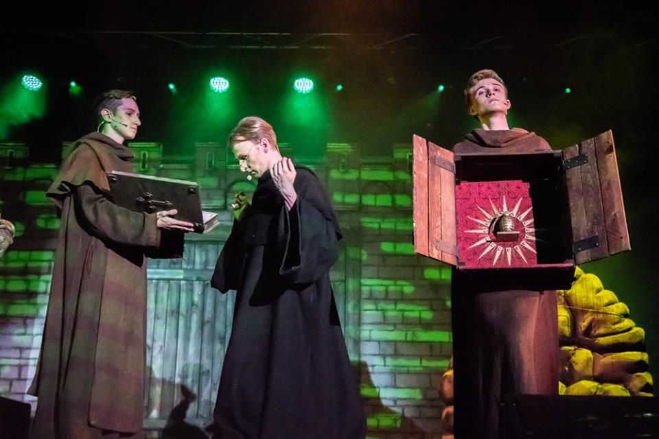 Antoniusz Dietzius, musical