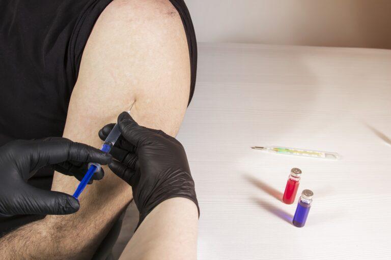 Łabowa obecnie najgorsza pod względem liczby zaszczepionych, ale jest plan poprawy