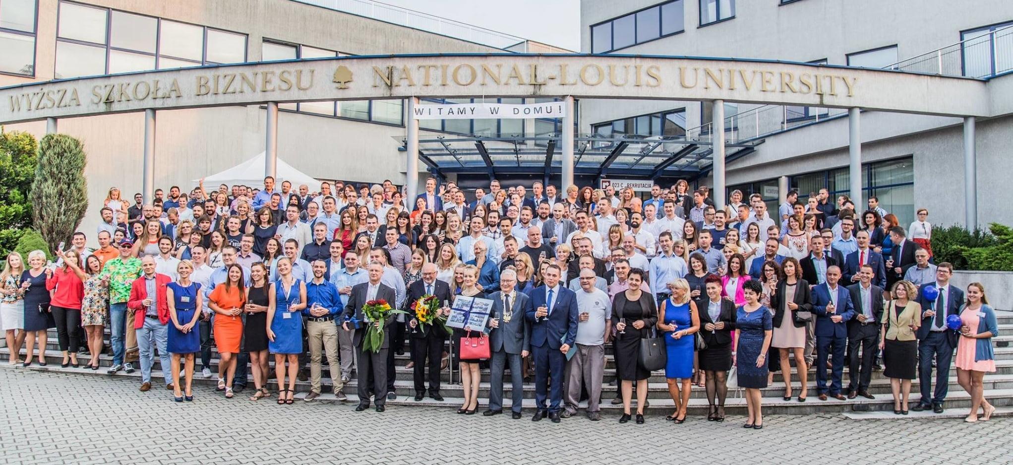 WSB - NLU zjazd absolwentów; 25 jubileusz