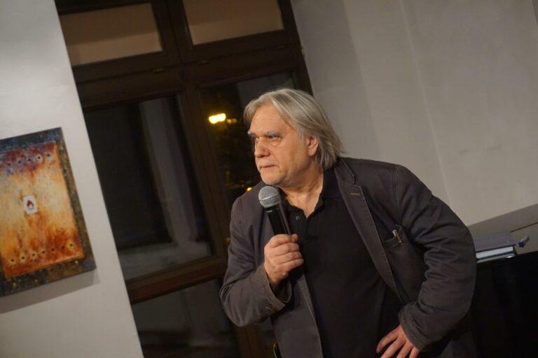"""Profesor Andrzej Szarek wyróżniony medalem """"Zasłużony Kulturze Gloria Artis"""""""
