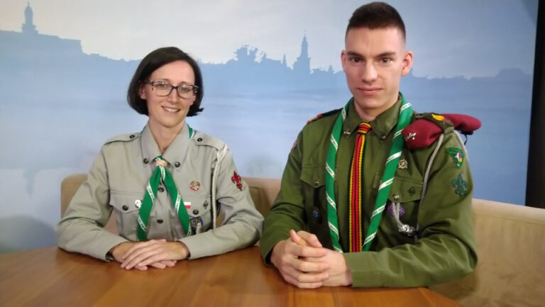 Justyna Blukacz, Jakub Belski: harcerstwo to styl życia