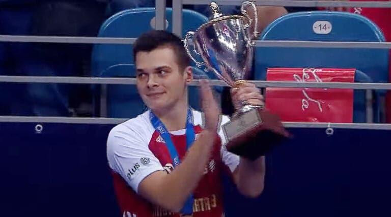 Jakub Olszewski: jeszcze to do nas nie dotarło… Owacje dla młodych mistrzów świata!