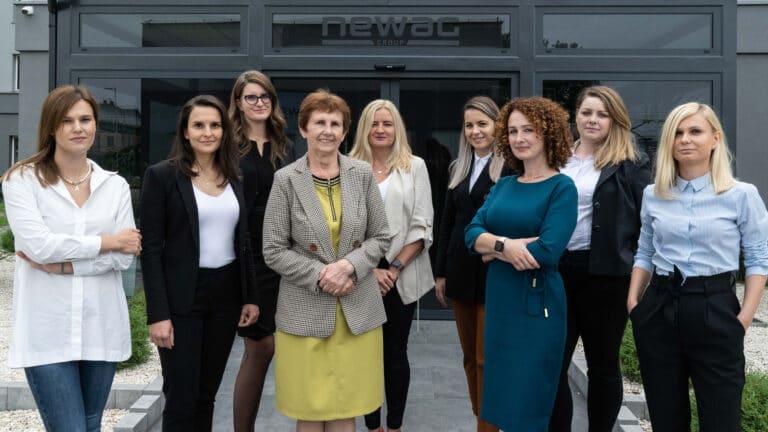Kobiety – to one rządzą Newagiem