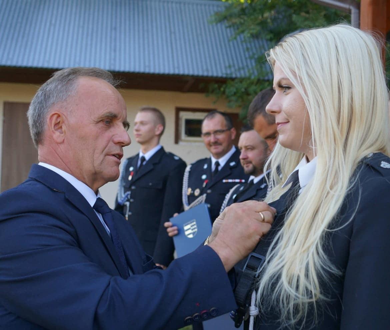 Jubileusz 45-lecia działalności Orkiestry Dętej Ochotniczej Straży Pożarnej we Florynce