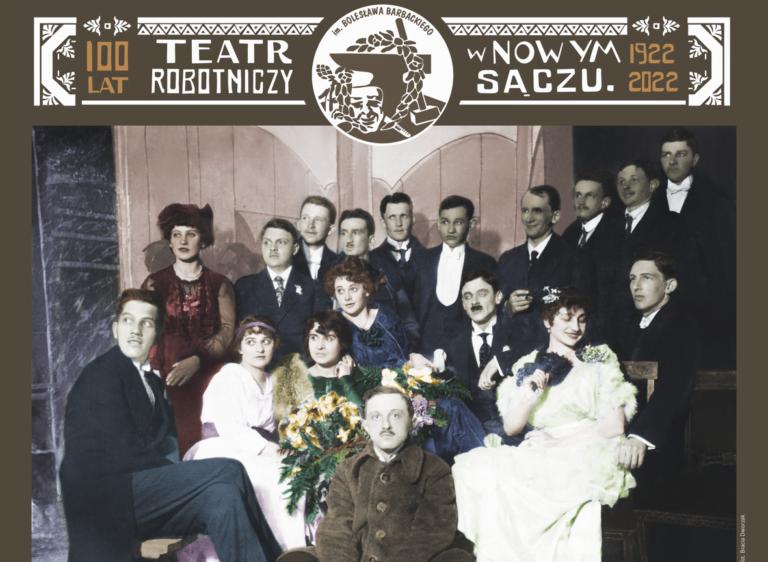 Teatr Robotniczy rozpoczyna świętowanie 100-lecia