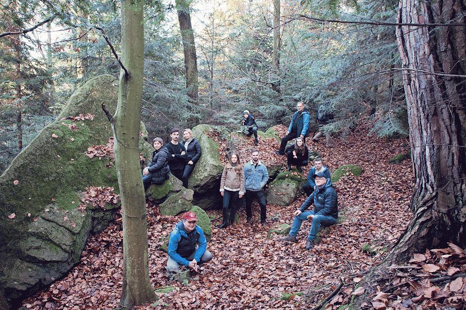 Chcą ocalić 4,5 ha lasu przed wycinką. Potrzebują 160 tysięcy