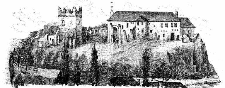 Ruiny z historią. Trudne dzieje sądeckiego zamku