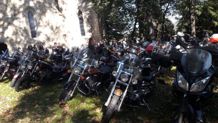 Bobowa opanowana przez miłośników motocykli