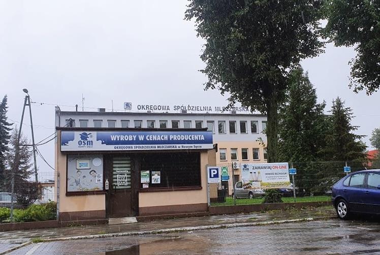 OSM, Nowy Sącz, ARiMR, Wody Polskie, Przetakówka, ul. Warzywna