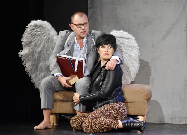 Jesienny Festiwal Teatralny: Prawie jak w niebie